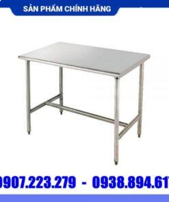bàn inox vuông 304